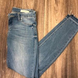 Blank NYC Low rise skinny jeans